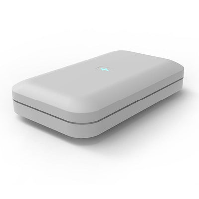Phonesoap 3.0 - UV Light Sanitizer and Charger - White