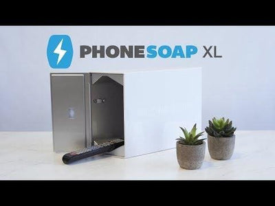 Phonesoap XL - Jumbo sized UV light sanitiser and charger