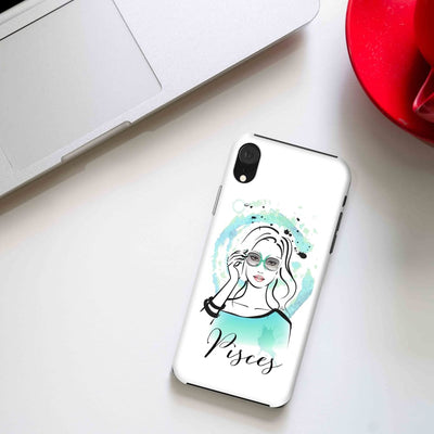 Pisces by Martina Pavlova Slim Case And Cover For iPhone XR