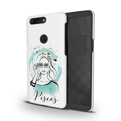 Pisces By Martina Pavlova Slim Case And Cover For Oneplus 5T