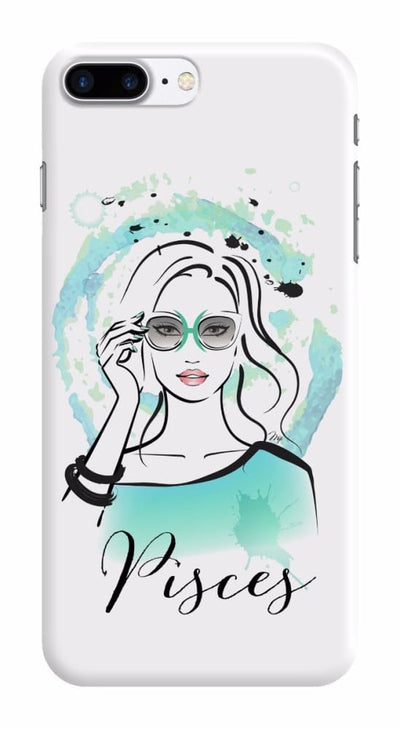 Pisces by Martina Pavlova Slim Case For iPhone 8 Plus