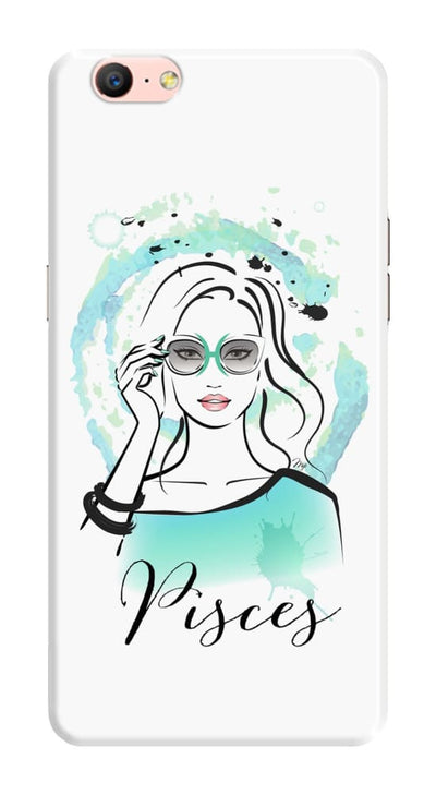 Pisces By Martina Pavlova Slim Case For Oppo A57