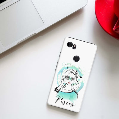 Pisces by Martina Pavlova Slim Case For Pixel 2 XL