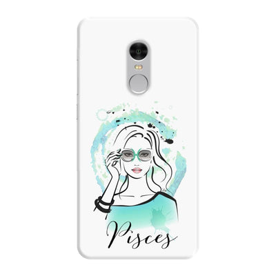 Pisces By Martina Pavlova Slim Case For Redmi Note 4