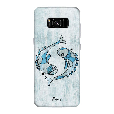 Pisces By Roly Orihuela Slim Case For Galaxy S8 Plus