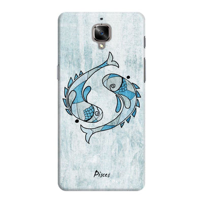 Pisces By Roly Orihuela Slim Case For Oneplus 3T