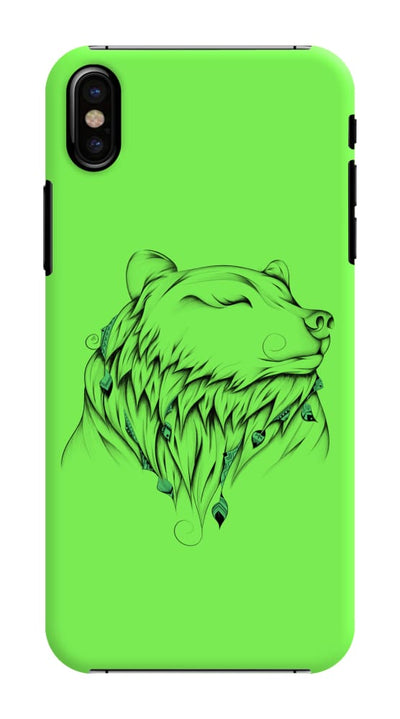 Poetic Bear Slim Case And Cover For Iphone Xs