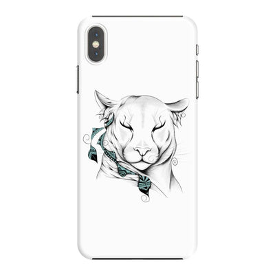 Poetic Cougar Slim Case And Cover For Iphone Xs Max - White