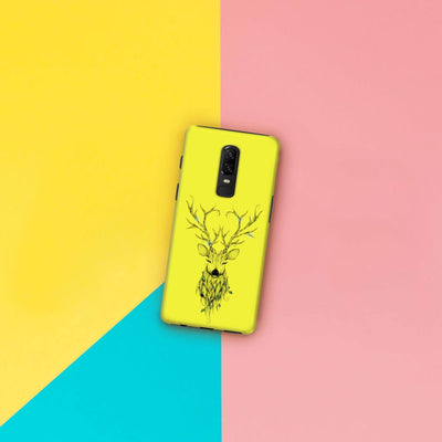 Poetic Deer Slim Case And Cover For Oneplus 6