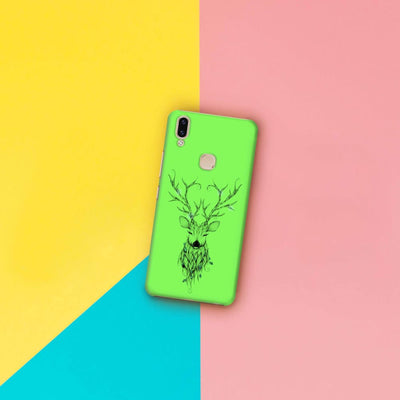 Poetic Deer Slim Case And Cover For Vivo V9