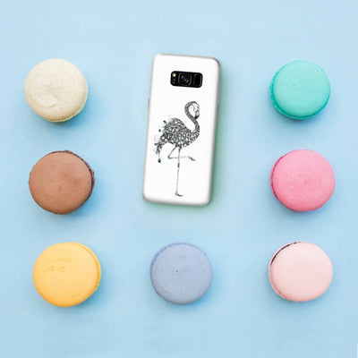 Poetic Flamingo Slim Case And Cover For Galaxy S8 Plus