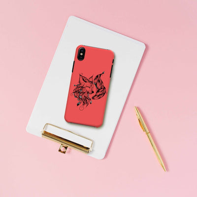 Poetic Fox Slim Case And Cover For Iphone X