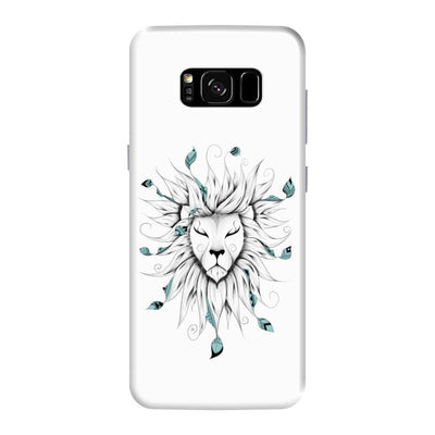 Poetic King Slim Case And Cover For Galaxy S8 Plus - White