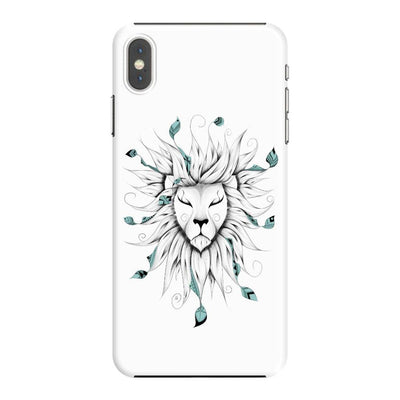 Poetic King Slim Case And Cover For Iphone Xs Max - White