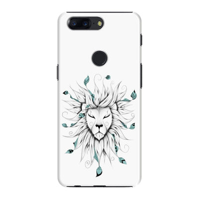 Poetic King Slim Case And Cover For Oneplus 5T - White