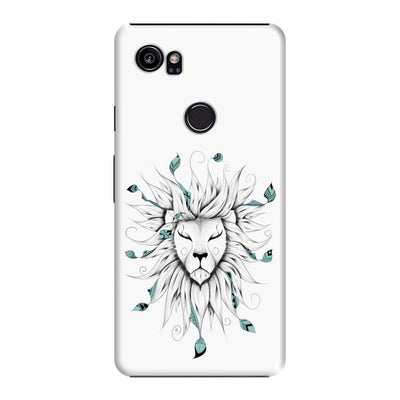 Poetic King Slim Case And Cover For Pixel 2 Xl - White