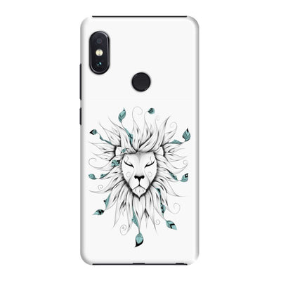 Poetic King Slim Case And Cover For Redmi Note 5 Pro - White