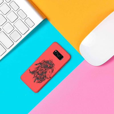 Poetic Lion Slim Case And Cover For Galaxy S8 Plus