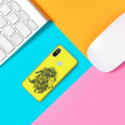 Poetic Lion Slim Case And Cover For Redmi 6 Pro