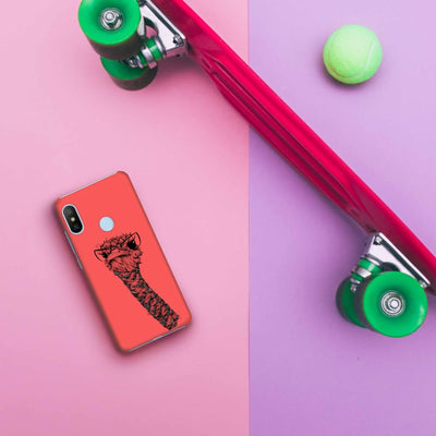 Poetic Ostrich Slim Case And Cover For Redmi 6 Pro
