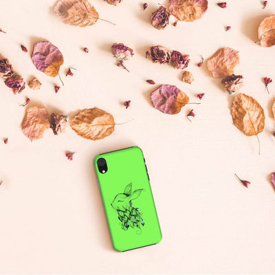 Poetic Rabbit Slim Case And Cover For Iphone Xr