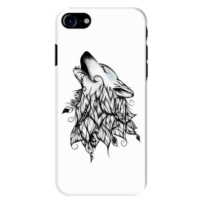 Poetic Wolf Slim Case And Cover For Iphone 8 - White