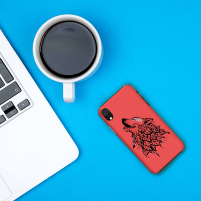 Poetic Wolf Slim Case And Cover For Iphone Xr