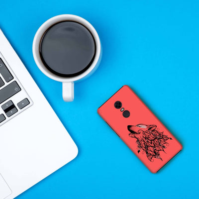Poetic Wolf Slim Case And Cover For Redmi Note 5