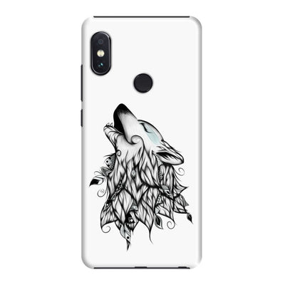 Poetic Wolf Slim Case And Cover For Redmi Note 5 Pro - White