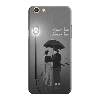 Pyaar Hua Ikraar Slim Case And Cover For Oppo F3