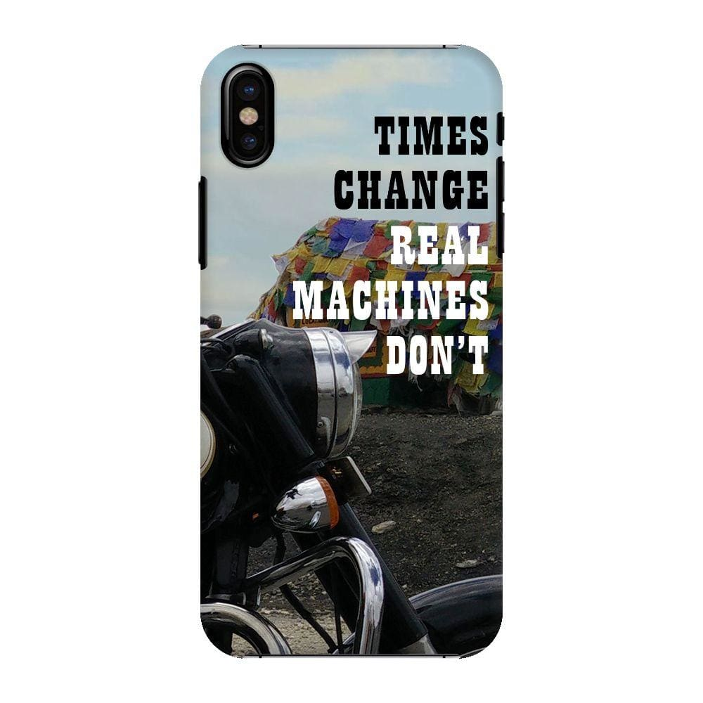 Real People, Real Bikes Slim Case And Cover For iPhone X