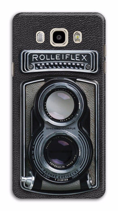 Rolleiflex Designer Slim Case And Cover For Galaxy J7 (2016)