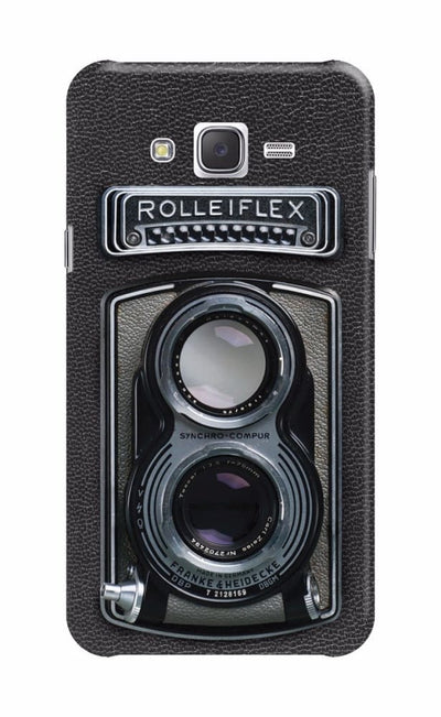 Rolleiflex Designer Slim Case And Cover For Galaxy J7