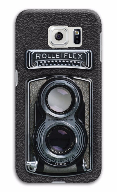 Rolleiflex Designer Slim Case And Cover For Galaxy S6