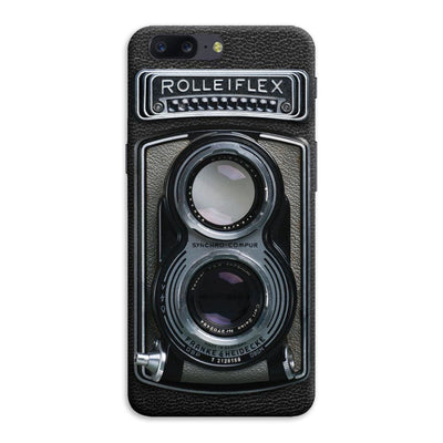 Rolleiflex Designer Slim Case And Cover For OnePlus Five