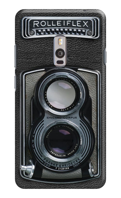 Rolleiflex Designer Slim Case And Cover For OnePlus Two