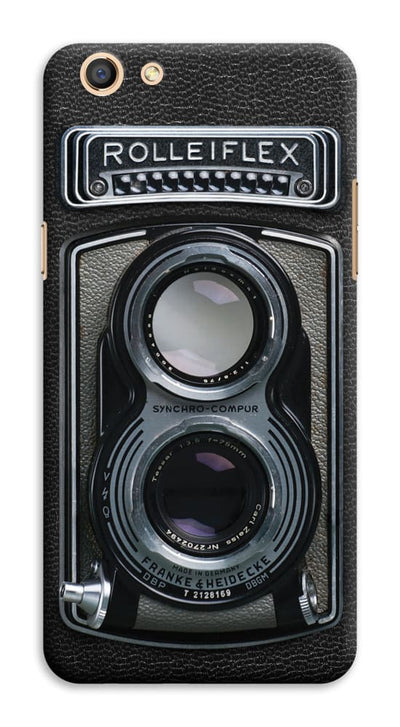 Rolleiflex Designer Slim Case And Cover For Oppo F3
