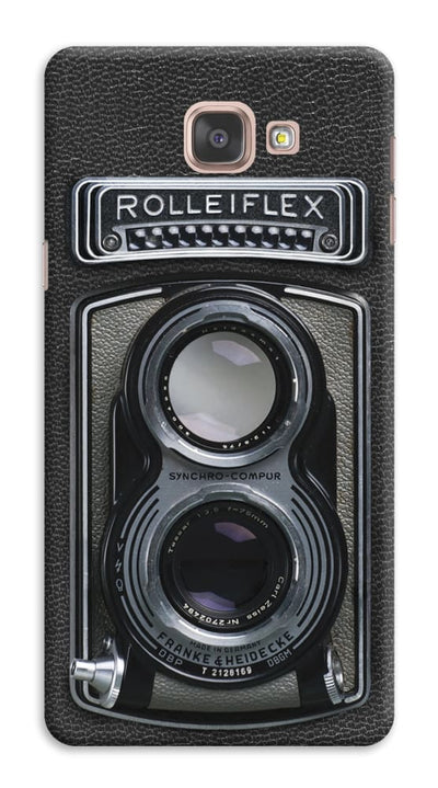 Rolleiflex Slim Case And Cover For Galaxy A9