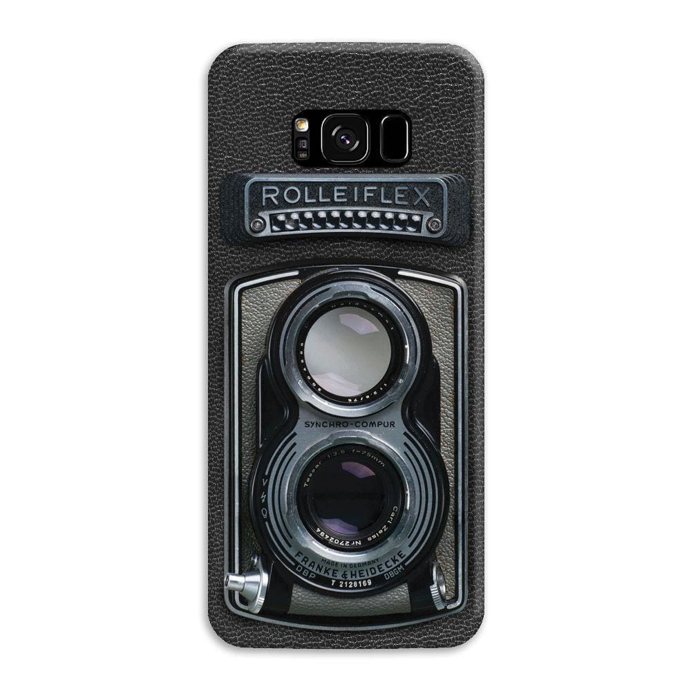 Rolleiflex Slim Case And Cover For Galaxy S8