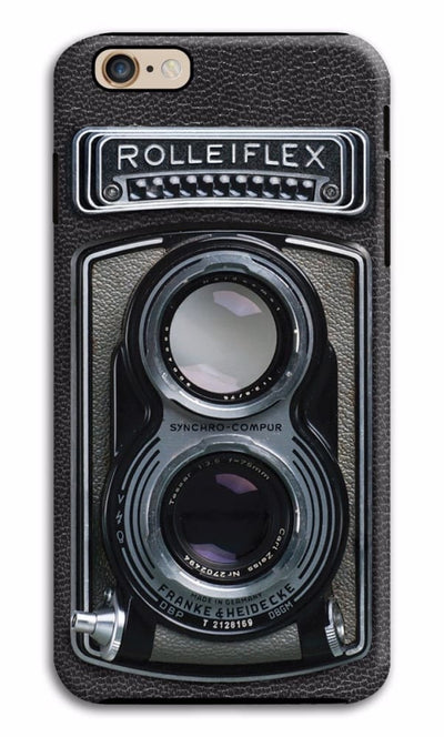 Rolleiflex Slim Case And Cover For Iphone 6 Plus
