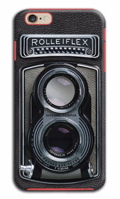 Rolleiflex Slim Case And Cover For Iphone 6S Plus