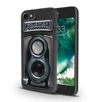 Rolleiflex Slim Case And Cover For Iphone 7