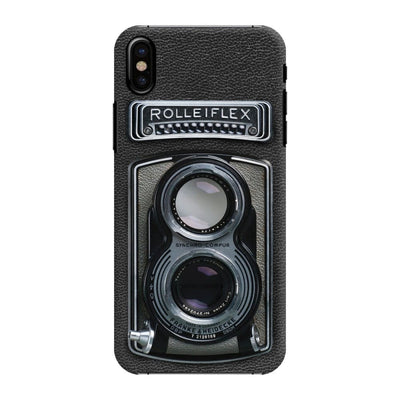 Rolleiflex Slim Case And Cover For Iphone X
