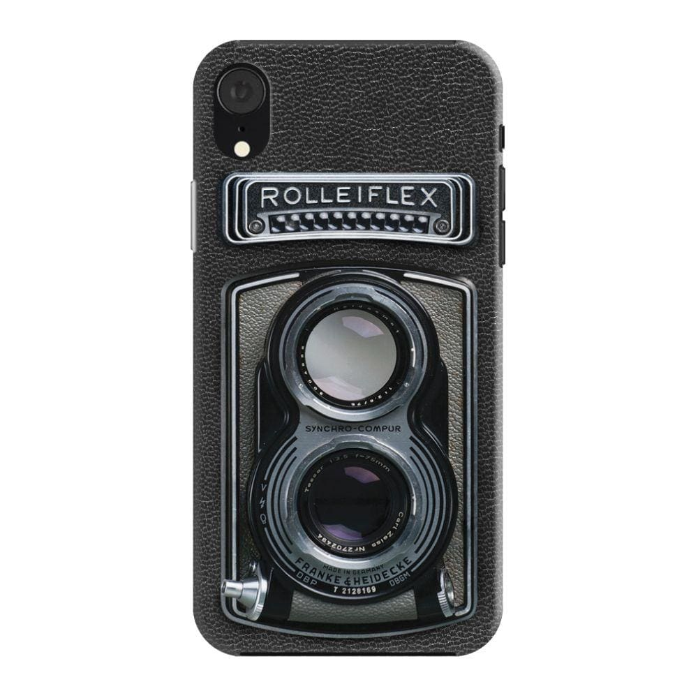 Rolleiflex Slim Case And Cover For iPhone XR