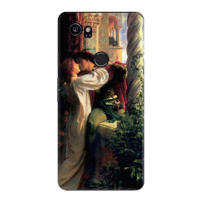 Romeo And Juliet Oil On Canvas 1884 Slim Case For Pixel 2 Xl
