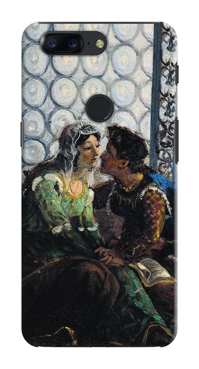 Romeo And Juliet Oil On Canvas 1890 Slim Case Cover For Oneplus 5T