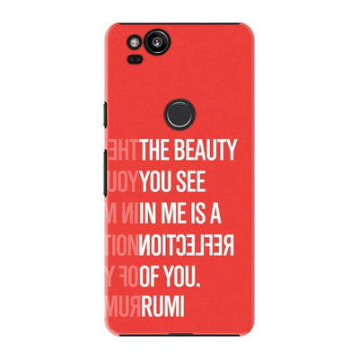 Rumi - Reflection Slim Case For Pixel 2