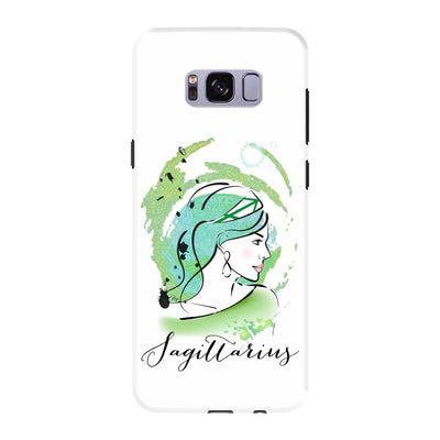 Sagittarius by Martina Pavlova Slim Case For Galaxy S8