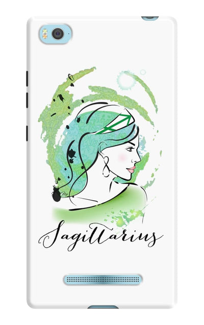 Sagittarius By Martina Pavlova Slim Case For Mi 4I