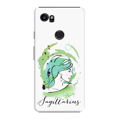 Sagittarius By Martina Pavlova Slim Case For Pixel 2 Xl